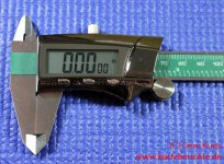 Heful Digitaler Messschieber LCD Display