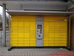 Normale DHL Packstation