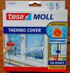 Verpackung der tesa Moll Thermo Cover Folie