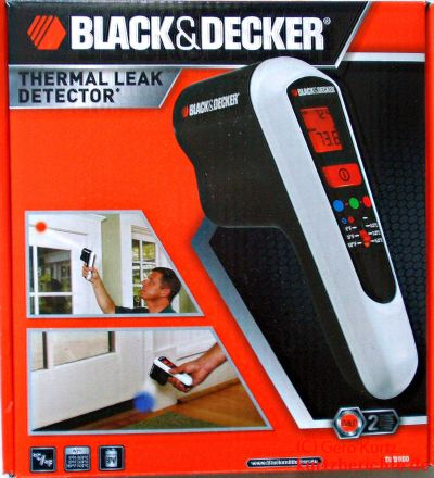 Black & Decker Li Ion Energiespardetektor