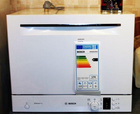 Favorit Erfahrungsbericht zum Bosch Tischgeschirrspüler SKS62E22EU XG16