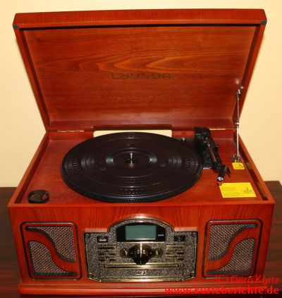 Lauson CL146 Retro Stereo-Anlage