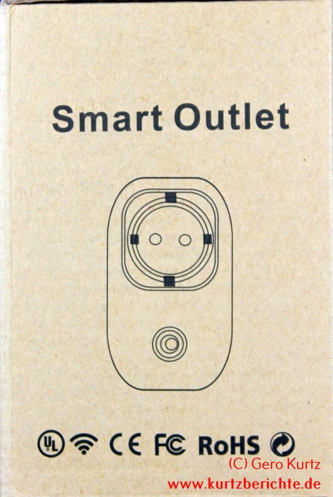 Erfahrungsbericht Smarte Steckdose WLAN Steckdose mit Alexa ...