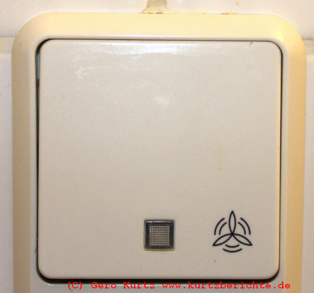 Ratgeber Badezimmerlüfter reinigen am Beispiel vom Limodor LF 60