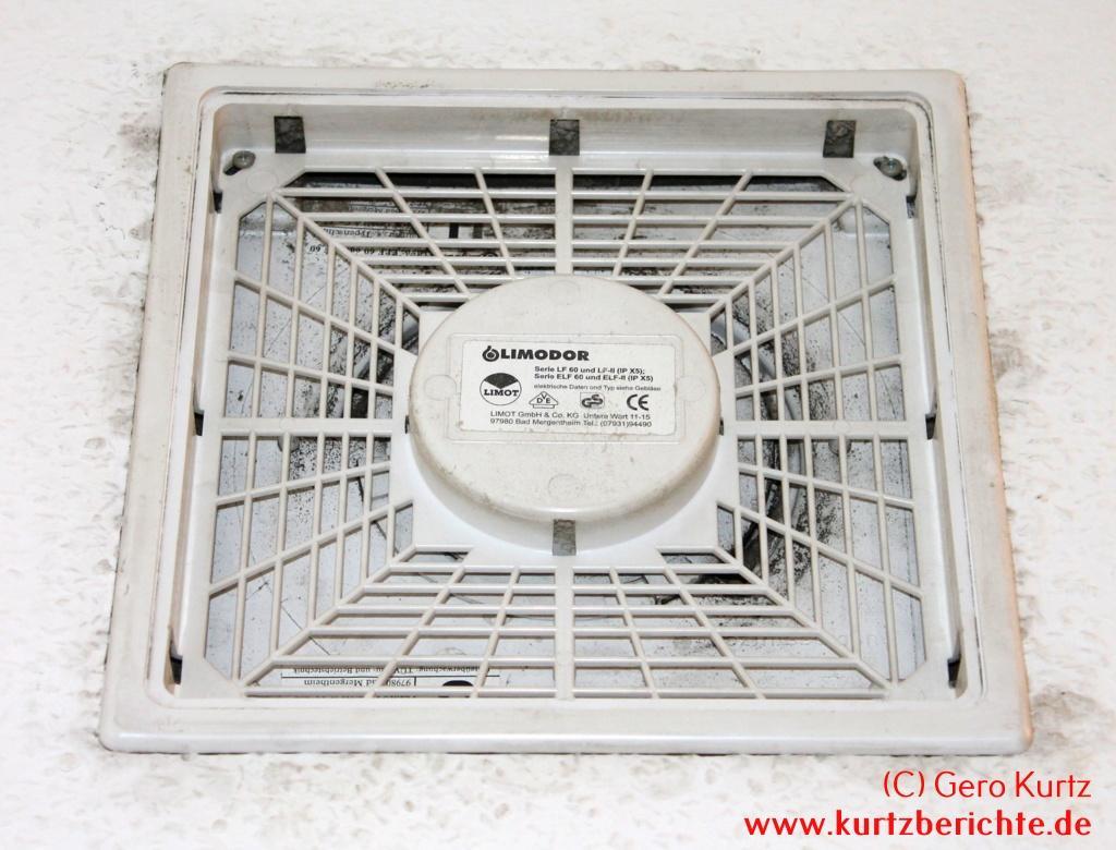 Badezimmer Ventilator