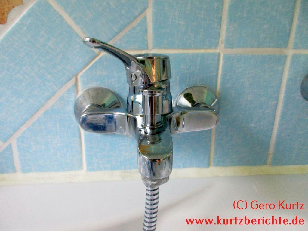 Häufig Brause Umschalter an der Badewanne wieder gängig machen HD16