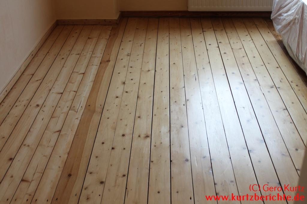 Holzfußboden Versiegeln ~ Ratgeber wie schleife ich selbst meinen alten dielenfußboden ab