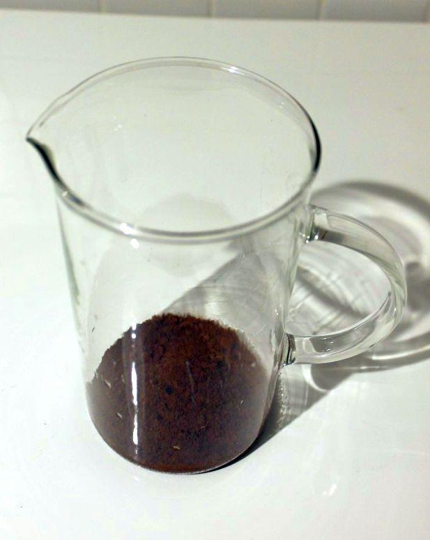 kaffee von hand brühen