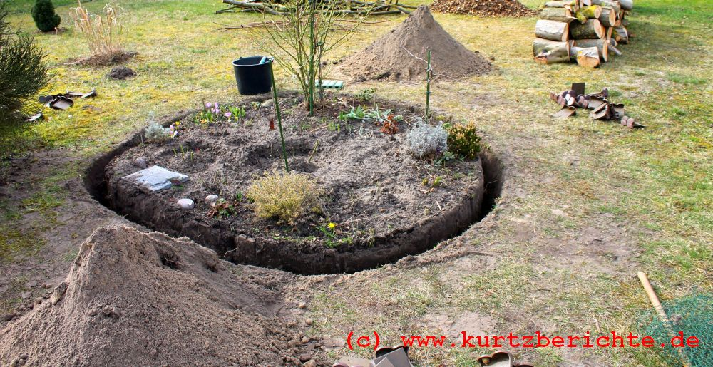 Wie Kann Man Den Maulwurf Aus Dem Garten Vertreiben
