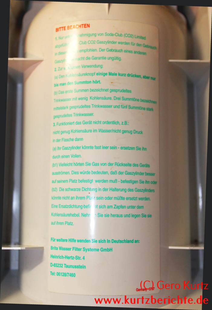 sonnes flaschen selber machen